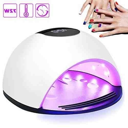 Quelle est la meilleure lumière UV pour les ongles?