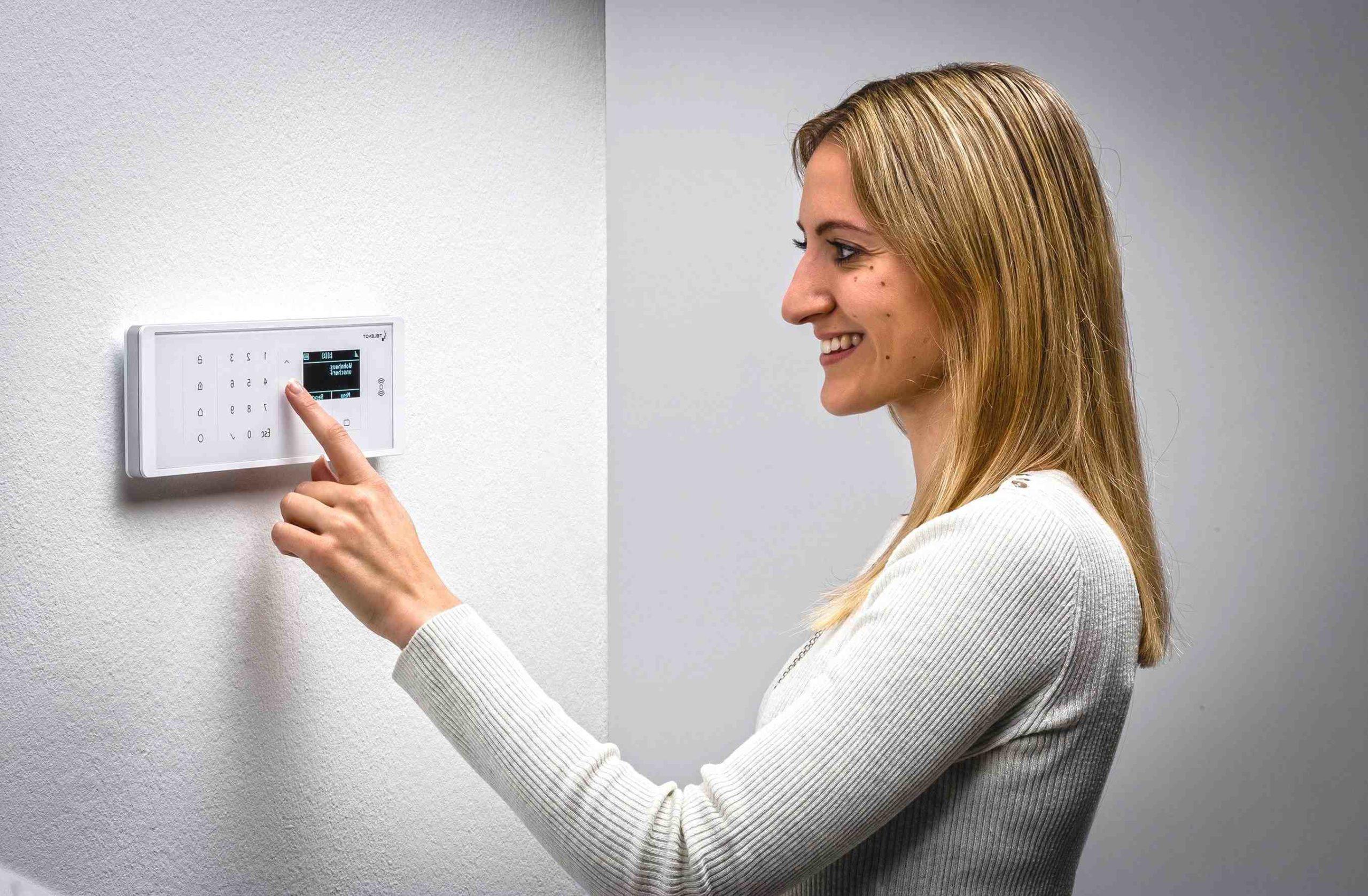 Comment désactiver une alarme de maison ?